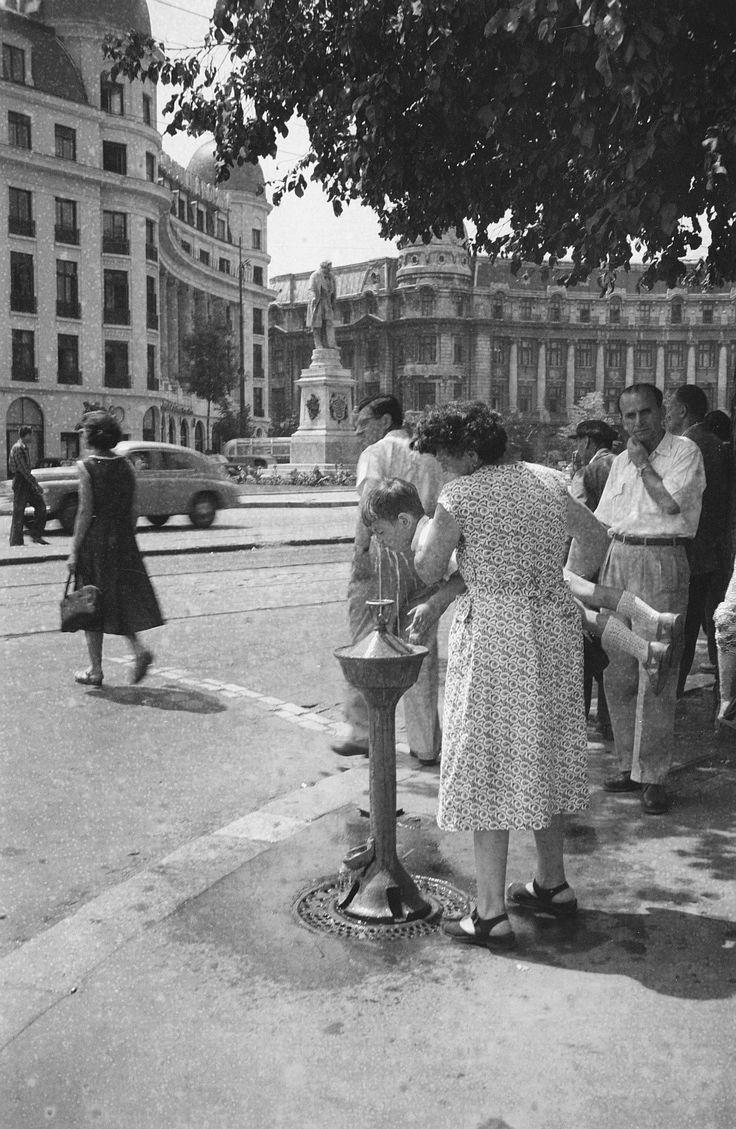 Zona Universitate - 1956