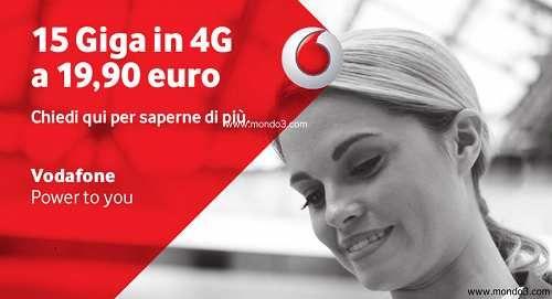 Cellulari: #Vodafone #torna #Giga Internet: la promo dati con 15GB a meno di 20 Euro (link: http://ift.tt/2nOjEzU )