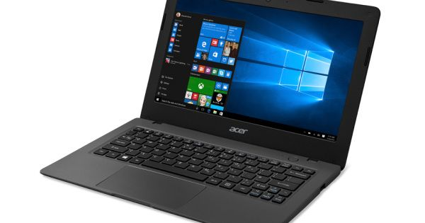 Acer Aspire One Cloudbook gives you a full Windows laptop for $169