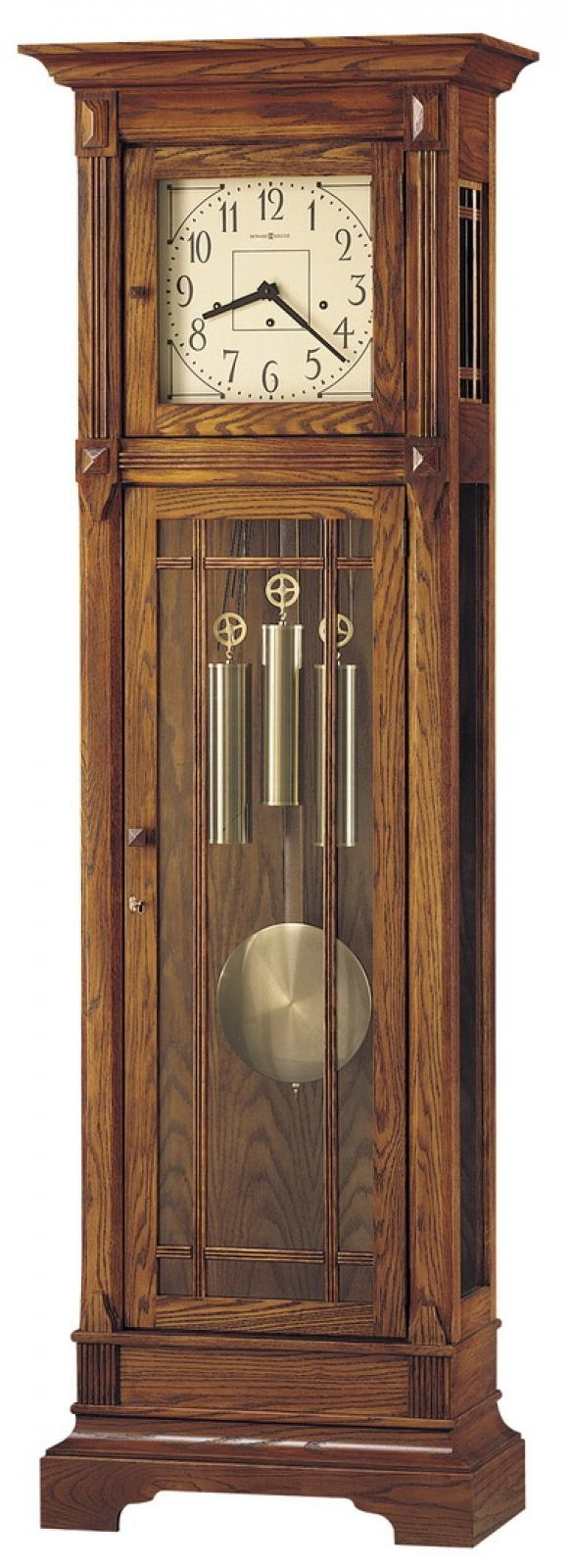 Howard Miller Chiming Furniture Trend Designs Grandfather Clock 610F804  (Made In USA)