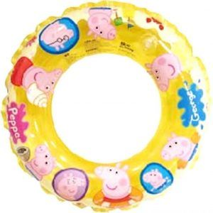 Make it a Peppa Pig Pool Party >> Peppa Pig Swim Ring