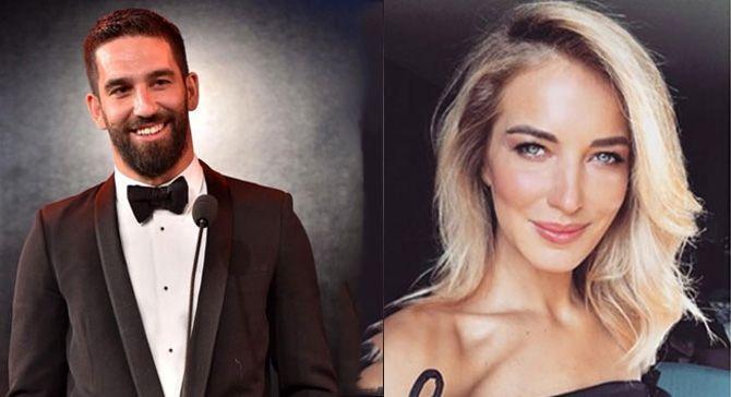 Arda Turan, bir süredir aralarının açık olduğu Burcu Esmersoy'u Instagram'da takip etmeyi bıraktı. Ünlü futbolcu Arda Turan bir süredir araları açık olan başaralı sunucu Burcu Esmersoy'u Instagram hesabından takip etmeyi bıraktı. Bir zamanlar araları çok iyi olan ikili hakkında evlilik dedikoduları bile yapılmıştı. Arda Turan'ın Aslıhan Doğan ile başlayan ilişkisi sonrası Burcu Esmersoy ile araları …