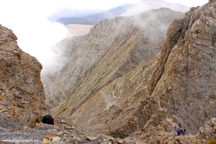 Mt. Olympus: Mytikas Peak (2918 m) - CityoftheWeek