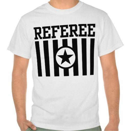 Referee T Shirts http://www.zazzle.com/referee_t_shirts-235129432510852830?rf=238675983783752015