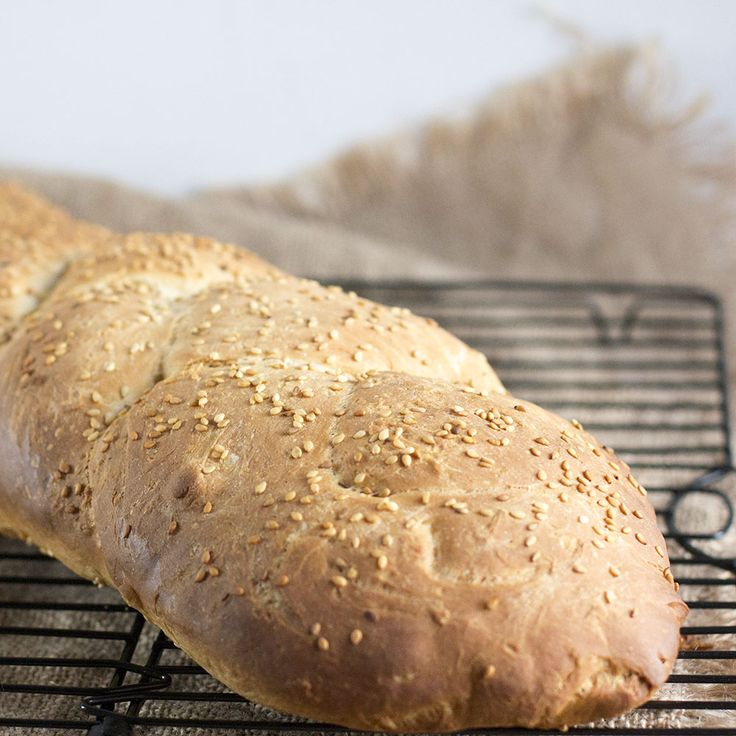 Pan de pueblo turco. Receta turca con Thermomix «  Thermomix en el mundo