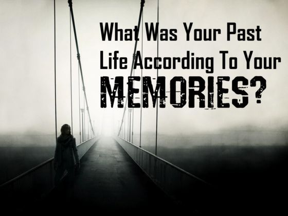 What Was Your Past Life According To Your Memories?