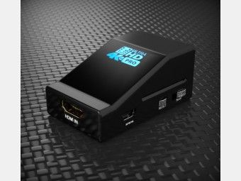 HDFury 4K UHD/PRO Digital Splitter with individual scaling per channel. Hot new, 25% discount until end of July 2015!