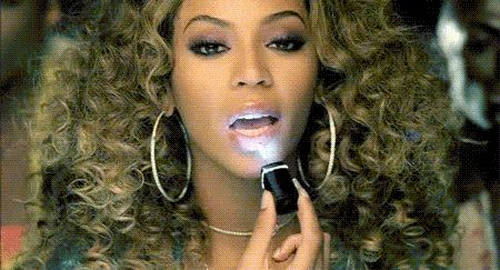 Beyonce - Green Freakim Dress Music Video