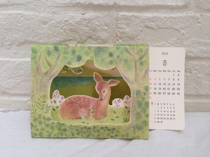 Desk Calendar/mayumi maeda