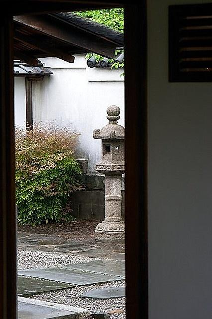 Japanese Tea House In Fairmount Park