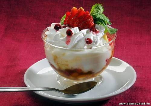 Блюда из фруктов десерты от простого к эффектному