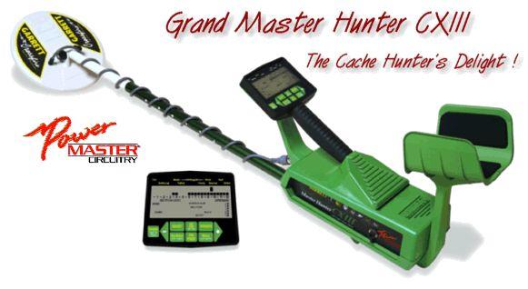 Garrett Master Hunter Series