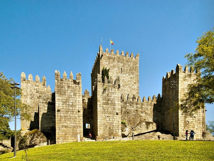 Castelo de Guimarães.