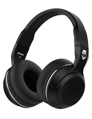 SKULLCANDY Hesh 2 Wireless Bluetooth Headphones Black