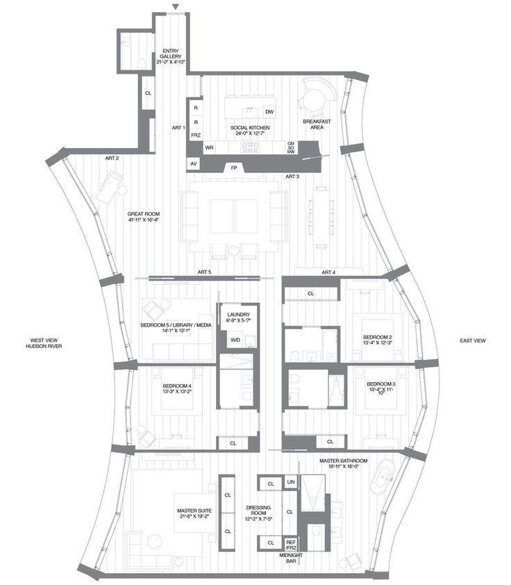 herzog de meurons 160 leroy reveals quirky floorplans apartment floor plansthe projecthome - Project Home Plans