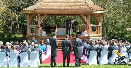 Wedding Venue Somerset   Wedding Venues South West   Haselbury Mill