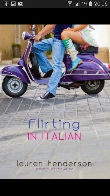 #Book #libro #flirtinginitalian