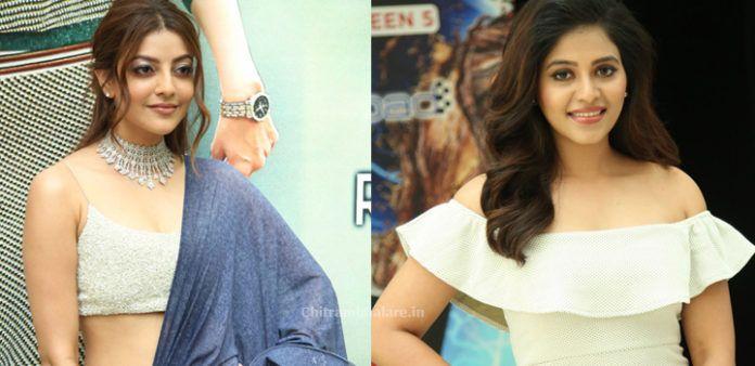 Anjali Lisa Kajal Aggarwal Sita Move Details Cinema Actress Actress Photos It Movie Cast