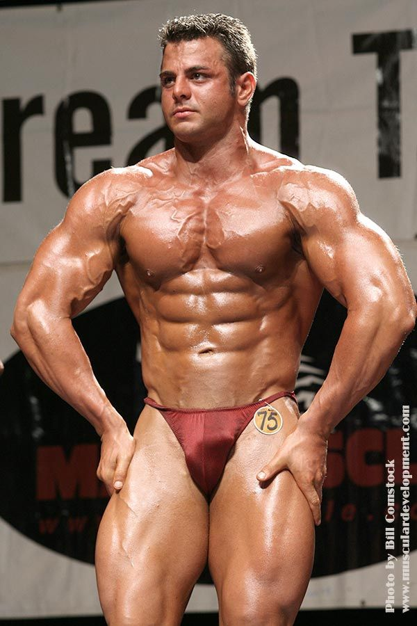from Malik gay muscle competition