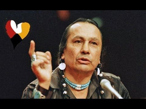 [If you think that the Government will take care of you then see how they took care of the Americans Indians].....American Indian Activist Russell Means Powerful Speech, 1989