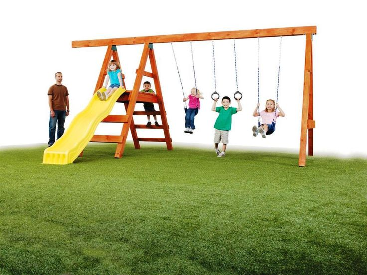 Simple DIY Swing Set Ideas Plans - http://middlechildmarketing.com/simple-diy-swing-set-ideas-plans/ : #HomeIdeas DIY swing set for home designing and decorating can be made into simple custom styles by applying about best ideas and plans about hardware kits as well as accessories. In how to make swing set for home space, it is highly recommended to mind about certain considerations that really vital for...