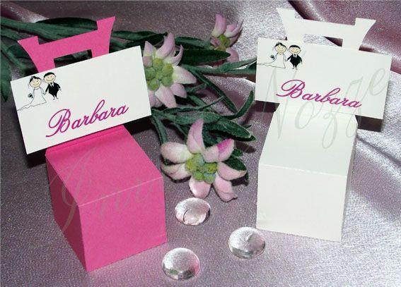 segnaposto www.invitonozze.com