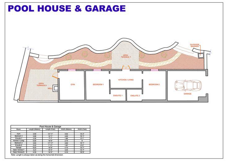 Best 25+ Pool House Plans Ideas On Pinterest