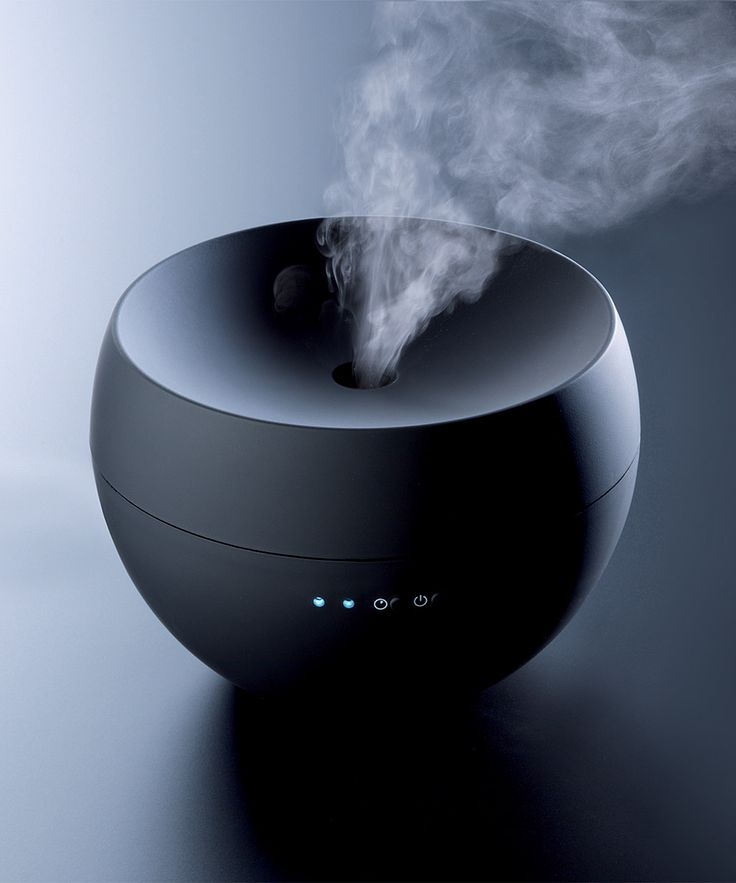 Jasmine Aroma Diffuser - transforms water blended with essential oil into an extra fine mist.