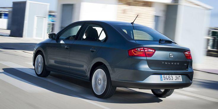 Prueba SEAT Toledo 2016, la berlina pequeña de SEAT recibe modificaciones que aumentan notablemente su calidad. Lo probamos.