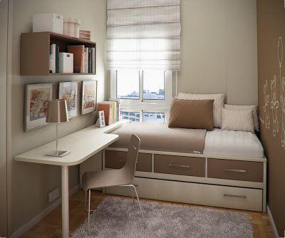 modernlokum.com  - small bedroom for kids