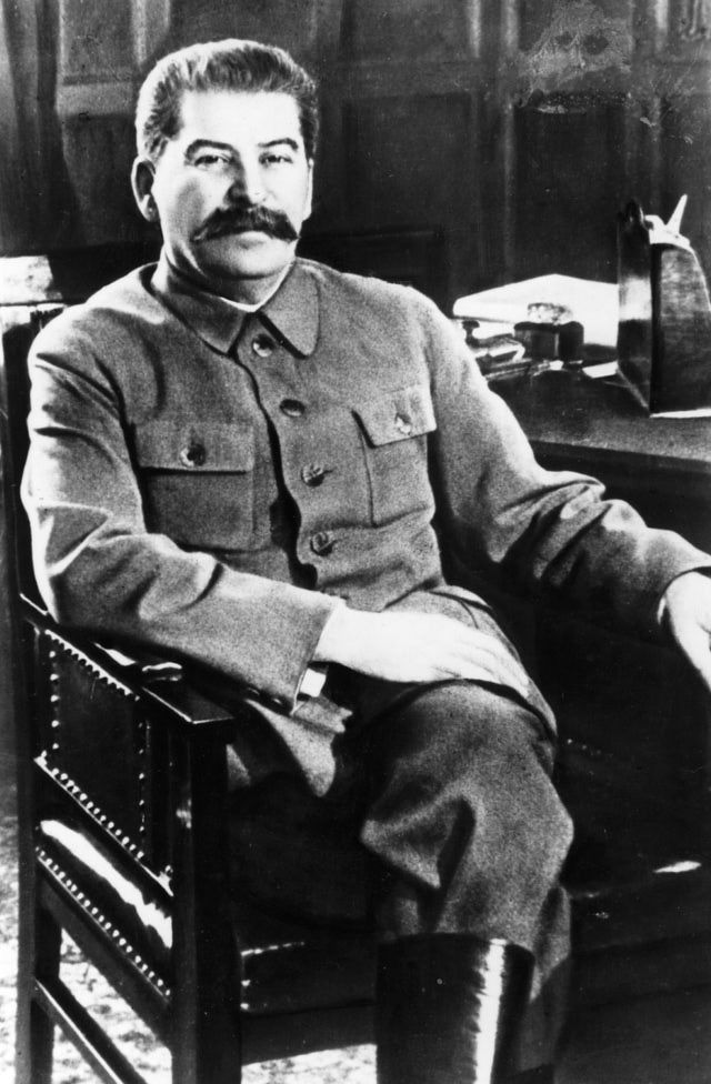 How Did Stalin Build His Cult of Personality?: Stalin and the Cold War