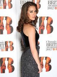 Amy Dickson wearing Armani Prive