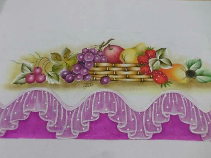 Pintura em tecido por Ivanildartes