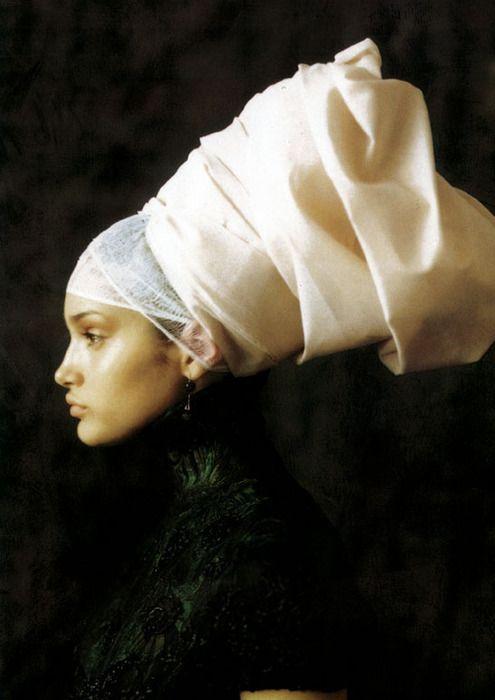 Photography Ii, Paolo Roversi, Italian Vogue, Amazing Photography, Head Wraps, Art, Sept 1997, Fashion Photography, Italia Sept