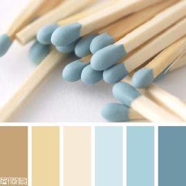 Zachte pastels