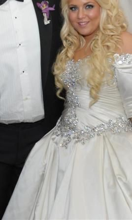 Fresh Pnina Tornai wedding dress currently for sale at off retail
