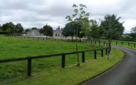 """5 BED DETACHED HOME ON CIRCA 5.5 ACRES """"MAPLE LODGE"""" KILCULLEN, INISTIOGE, CO KILKENNY."""