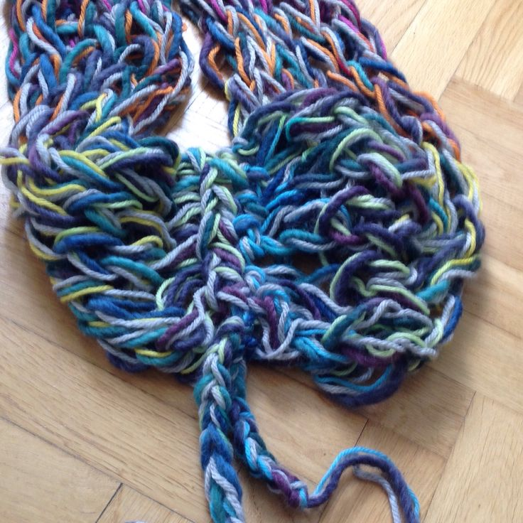 My new projects.. Infinity Scarfs :)  -EMG <3