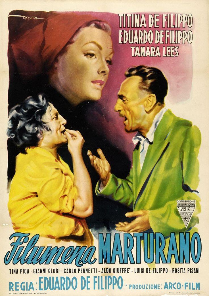 Filumena Marturano  regia di Eduardo De Filippo