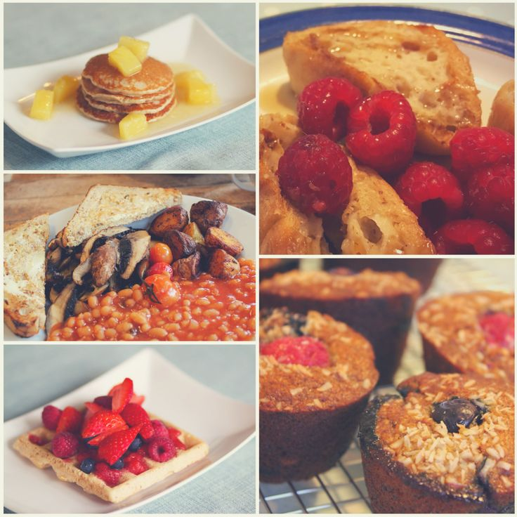 5 Awesome Breakfasts You Can Veganise