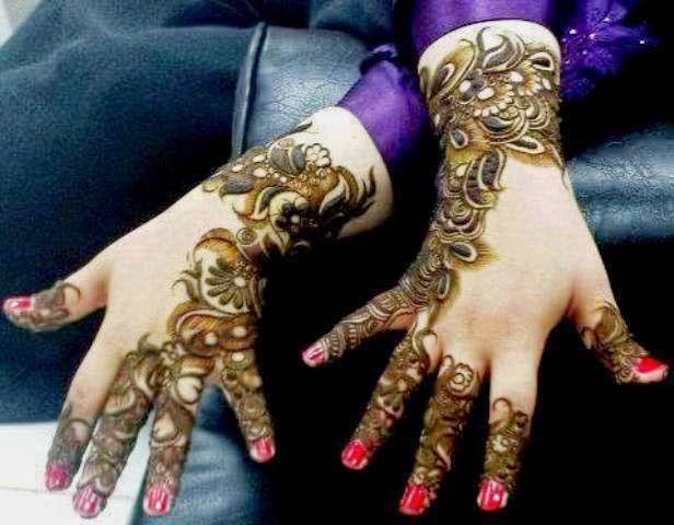 Modern Arabic Mehndi Designs 2014 : 285 best نقشات حناء images on pinterest henna tattoos hennas and