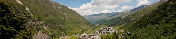 Obergurgl, Place we are staying. http://www.universitycenter-obergurgl.at/