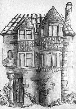 город будущего рисунки карандашом - Поиск в Google