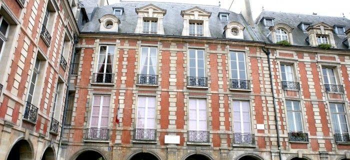 Maison de Victor Hugo à Paris © Didier Messina / Maisons de Victor Hugo / Roger Viollet