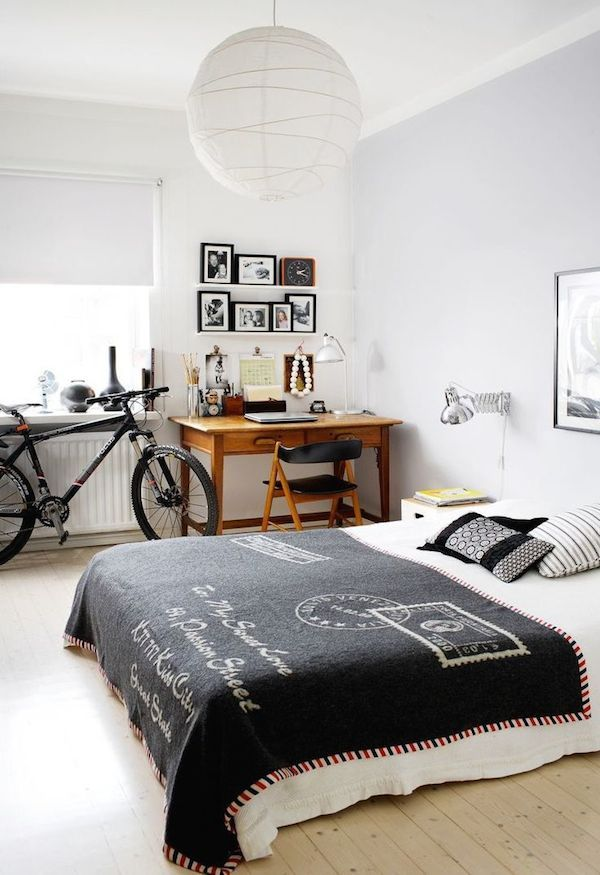 1000 images about kolo v byt on pinterest bicycle parts bike chain and industrial - Interior designs for simple bedroom of teenegers ...