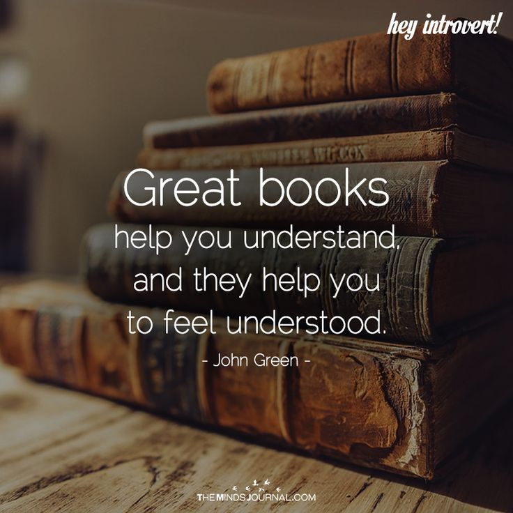 Great Books Help You Understand - https://themindsjournal.com/great-books-help-understand/
