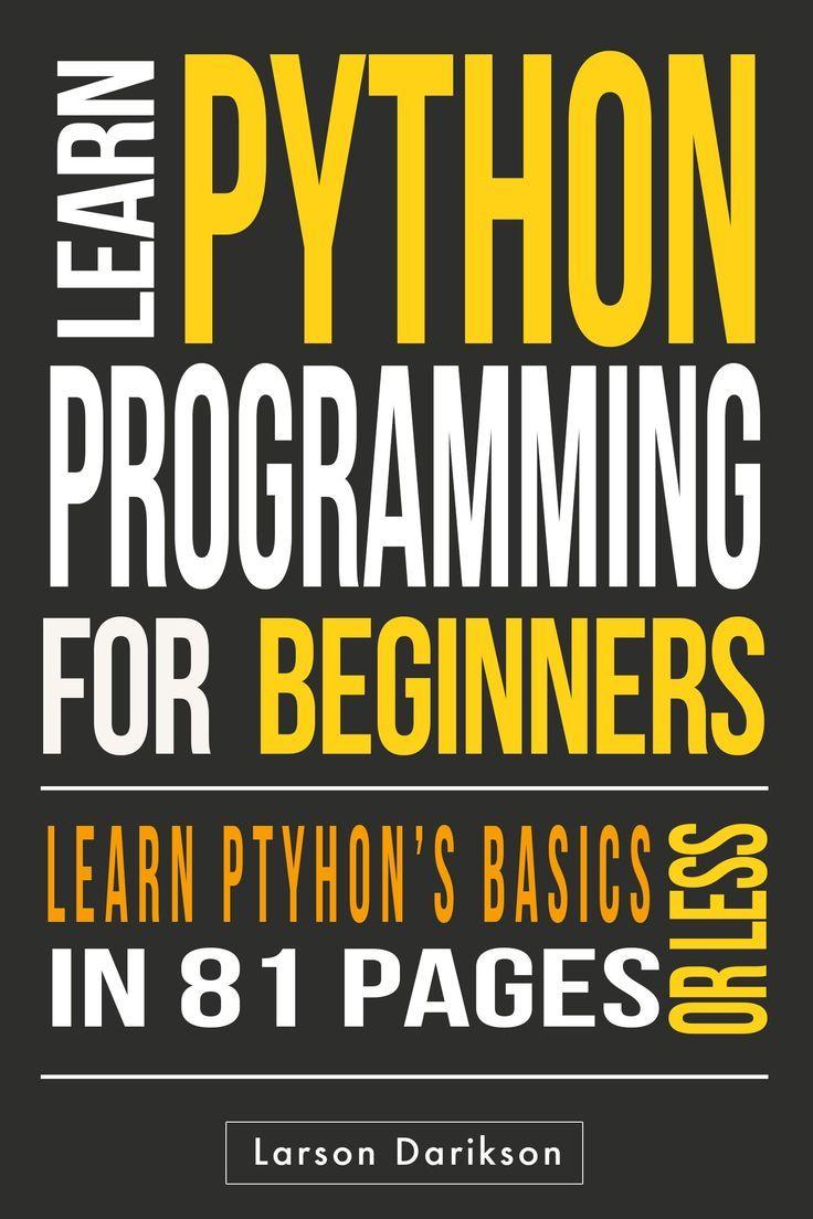 Best 25+ Python programming ideas on Pinterest