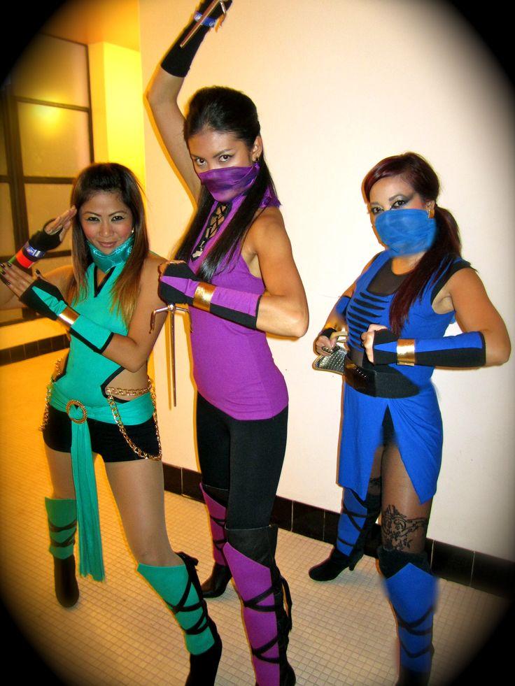 best 20 mortal kombat costumes ideas on pinterest