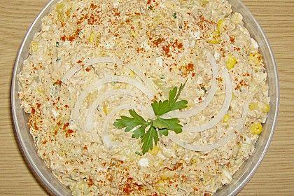Russischer Thunfischsalat (Rezept mit Bild) von Callista   Chefkoch.de