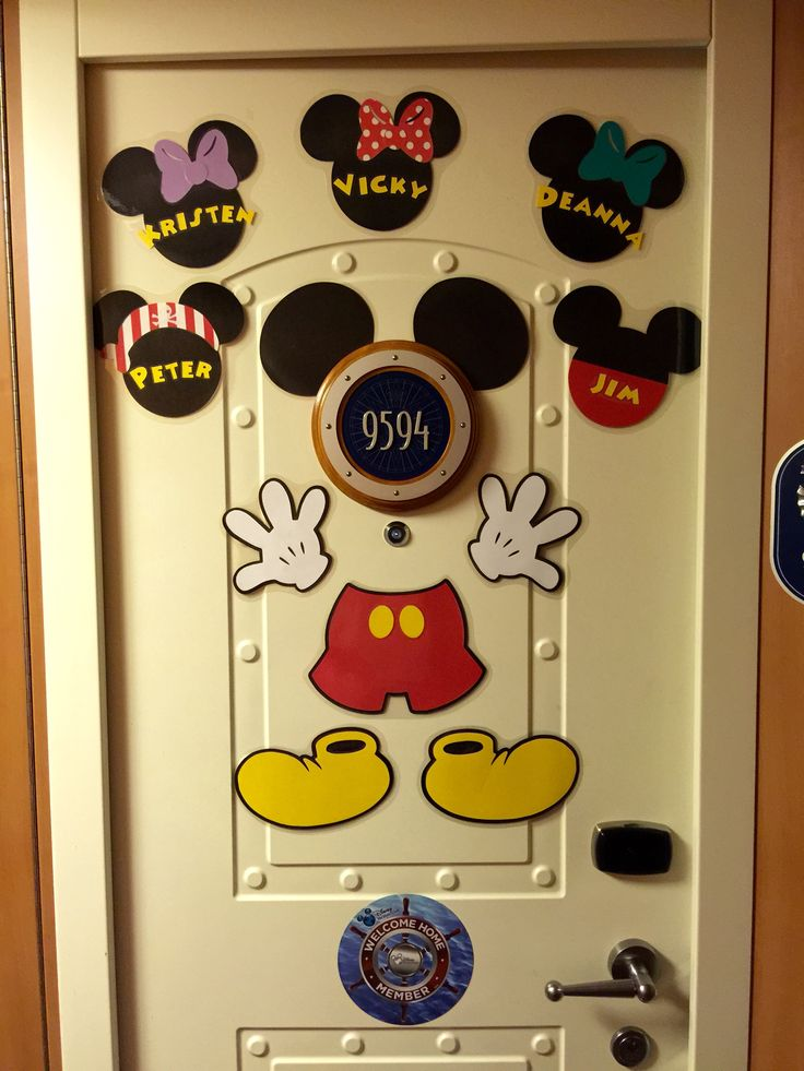 56 best Disney Cruise Door Ideas images on Pinterest